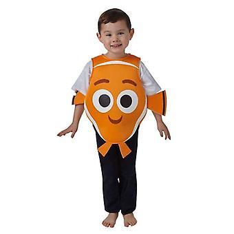 Rubie's Rubie's Offizieller Nemo Tabard Finding Dory