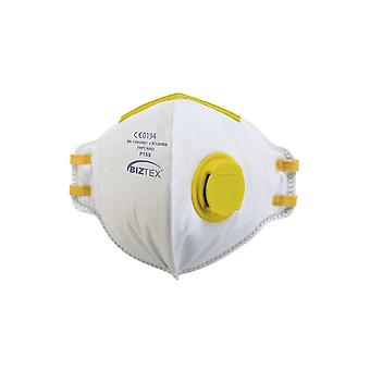 Portwest ffp1 valved dolomite fold flat respirator p153