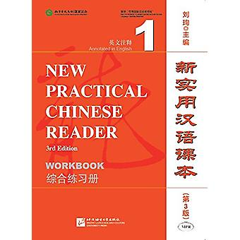 New Practical Chinese Reader vol.1 - Workbook by Xun Liu - 9787561944