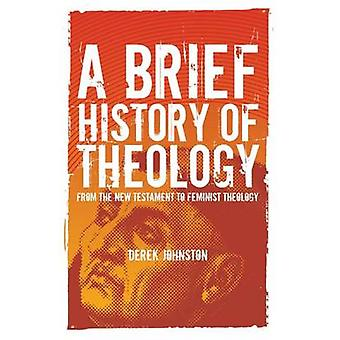 A Brief History of Theology From the New Testament to Feminist Theology by Johnston & Derek