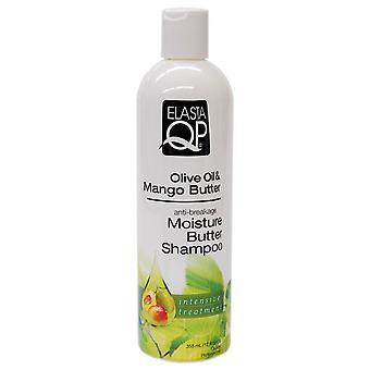 Elasta QP Olive Oil & Mango Butter Anti-Breakage Moisture Butter Shampoo 355ml