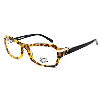 Ladies'Spectacle frame Guess Marciano GM112 (ø 55 mm) Brown (ø 55 mm)