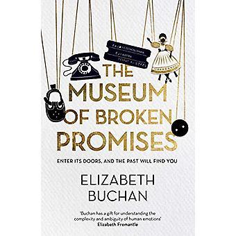 The Museum of Broken Promises by Elizabeth Buchan - 9781786495303 Book