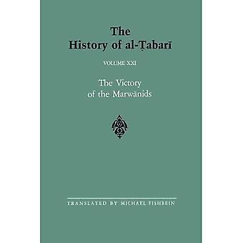 History of Al-Tabari: v.21: Vol 21