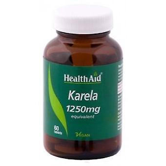 Gesundheitshilfe - Karela Extrakt entspricht 1250mg 60Vtabs