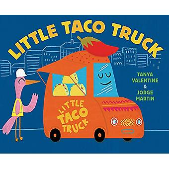 Little Taco Truck by Tanya Valentine - 9781524765859 Book