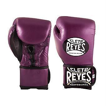 Cleto Reyes universel formation gants violet