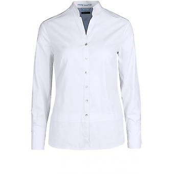 Bianca Beyaz Bluz