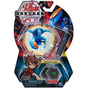 Bakugan Ultra 1 Pack 3 palcový obrázok Vicerox