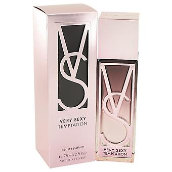 Mycket sexig Temptation Eau de Parfum Spray av Victoria ' s Secret 2,5 oz Eau de Parfum Spray