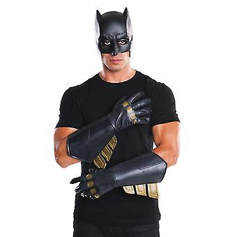 Batman aikuisten gauntlets-Batman v Superman: oikeuden mukaisuuden aamun Koitto