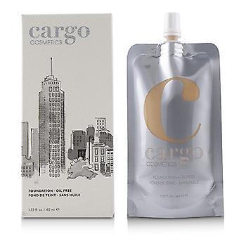 Cargo Liquid Foundation-# 20 (aurinkoinen, läpikuultava beige) 40ml/1.33 oz