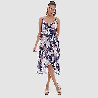 Vestido roxo Ajayi Maxi Maxi
