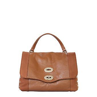 Zanellato 6120jmc3 Women's Brown Leather Handtas