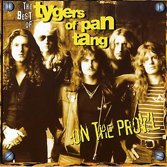 Tygers of Pan Tang - On the Prowl-Best of [CD] USA import