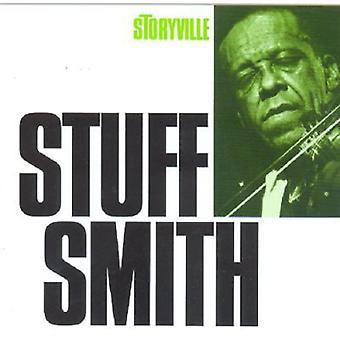 Stuff Smith - Masters Og Jazz [CD] USA import