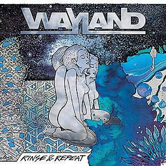 Wayland - Rinse & Repeat [CD] USA import