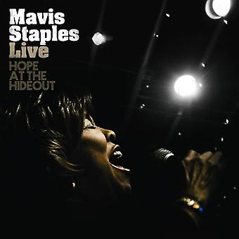 Mavis Staples - Live: Hope at the Hideout [CD] USA import