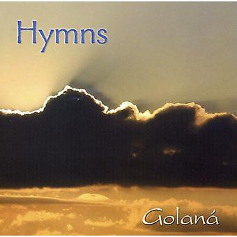 Golana - Hymns [CD] USA import