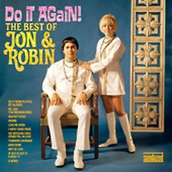 Jon & Robin - Best of Jon & Robin [CD] USA import