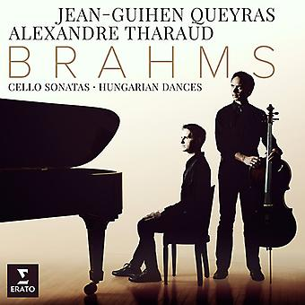 Tharaud*Alexandre - Brahms: Sonatas Hungarian Dances [CD] USA import