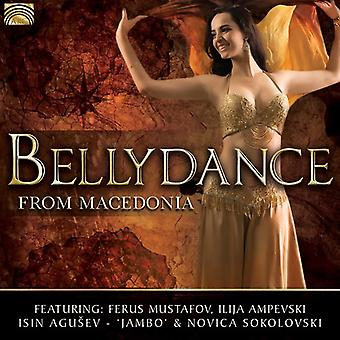 Divers artiste - importation USA Bellydance de Macédoine [CD]
