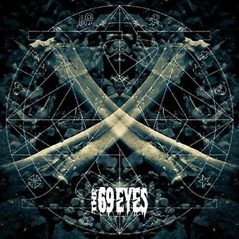 69 Eyes - X [CD] USA import