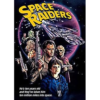 Space Raiders [DVD] USA import