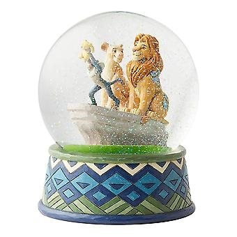 Disney Traditions The Lion King 'Circle Unbroken' Waterball