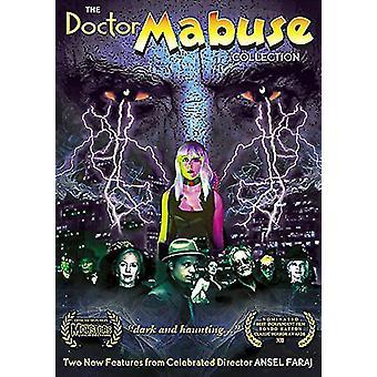 Doctor Mabuse / Doctor Mabuse: Etiopomar [DVD] USA import