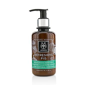 Refreshing fig moisturizing body milk 213929 200ml/6.38oz