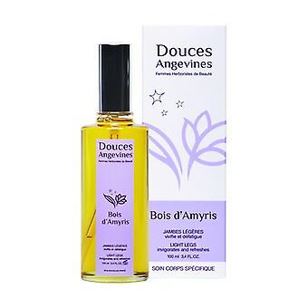 Bois d'Amyris - light legs treatment 100 ml