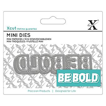 Xcut Mini Sentiment Dö var djärv (XCU 504124)