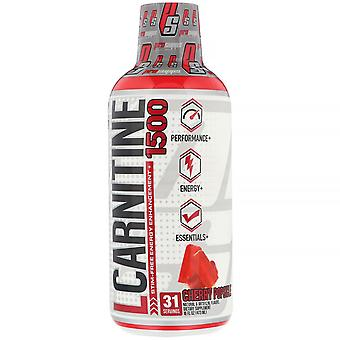 ProSupps, L-Carnitine 1500, Kersenklolly, 1.500 mg, 16 fl oz (473 ml)