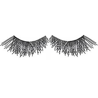 Bliss False Eyelashes - #333 / Black Tinsel - Elegant 3D Effect Luscious Lashes