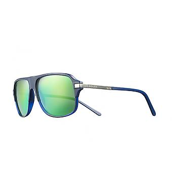 Sunglasses Men's Cat.3 Blue/Green (JSL1969)
