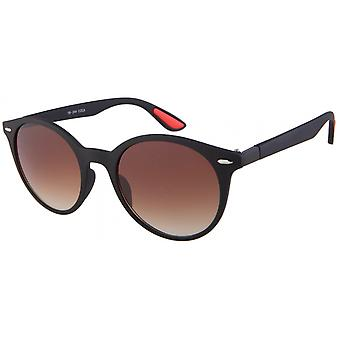 Sunglasses Unisex Cat.3 Black/Brown (19-244)