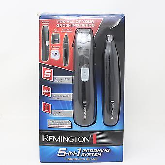 Remington 5 In-1 Grooming System Men Grooming Set / Damaged Box
