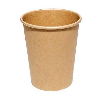 16PCS Tasses jetables boisson tasse de papier pour décor de vaisselle