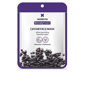 Sesderma Beauty Treats Black Caviar Mask 22 Ml For Women