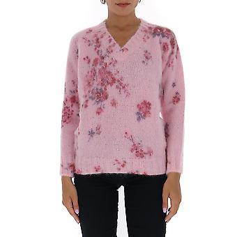 Filosofia Por Lorenzo Serafini 09395704a1224 Women's Pink Wool Sweater