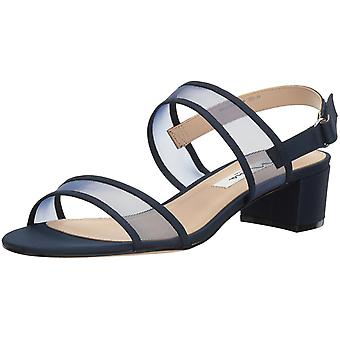 Nina Womens Ganice Tissu Open Toe Casual Ankle Strap Sandals