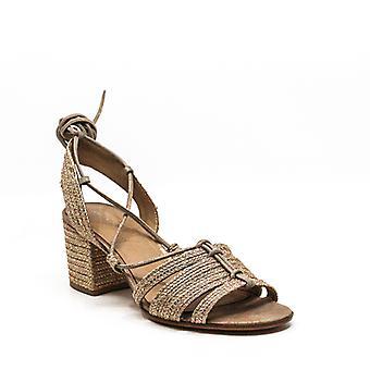 Pour La Victoire   Amadarf Black Heel Sandals