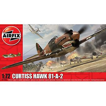 Curtiss Hawk 81-A-2 1:72 Series 1 Air Fix Model Kit