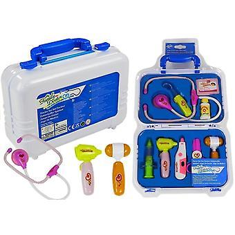 Paediatrics set in carrying case