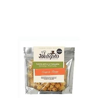 Toffee Eple og kanel Popcorn