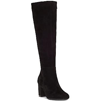 INC internationella begrepp Womens Radella läder runda tå knä High Fashion...