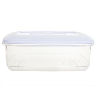 Whitefurze Food Storage Box with Lid 2L F0430