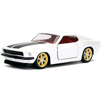 F&F 1969 Ford Mustang Mk1 1:32 Hollywood Ride