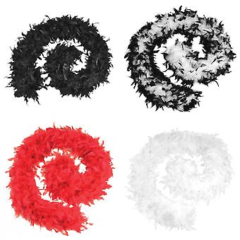 Bristol Nyhed Unisex Voksne Budget Feather Boa